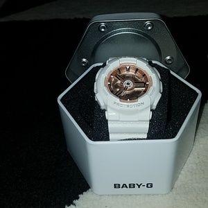 Baby-G Shock Watch